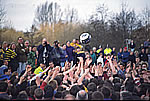Royal Shrovetide Football - Ashbourne